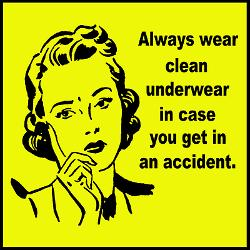 wear_clean_underwear_greeting_cards_pk_of_10